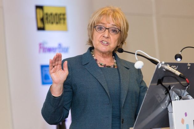 Barking MP Margaret Hodge
