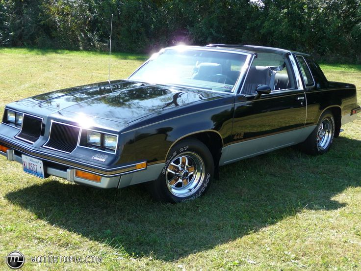25 best ideas about oldsmobile cutlass on pinterest for 85 cutlass salon