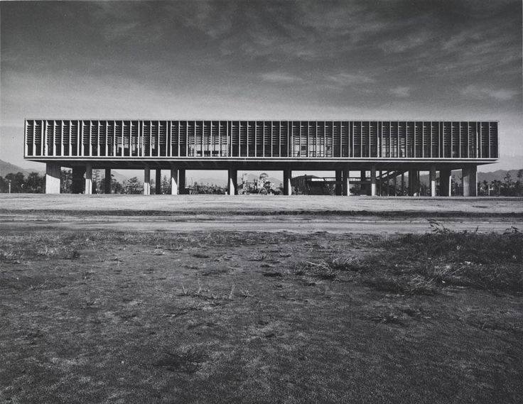 A Brutalist with a Heart: Surveying the Work of Kenzo Tange