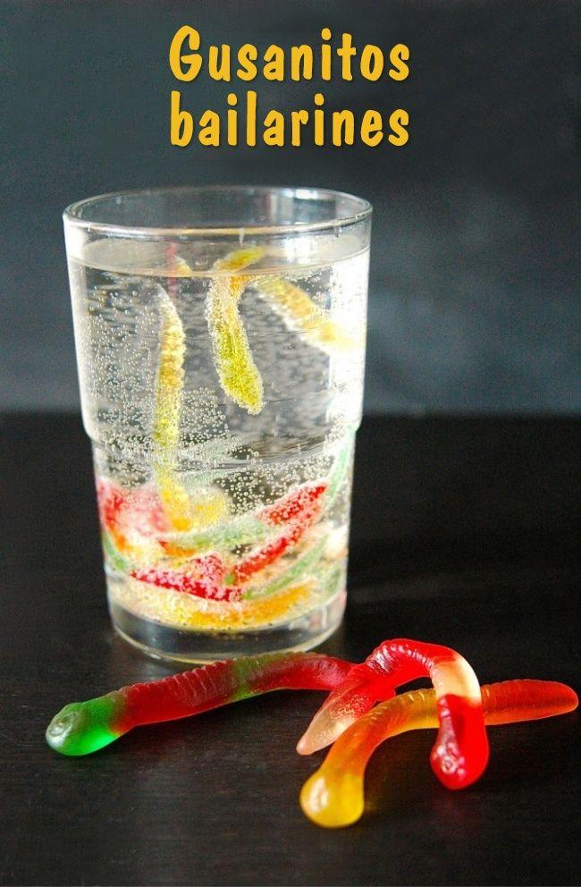 6Sencillos experimentos para niños que limitan con lamagia