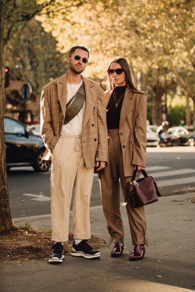 049979a32a09 The best street style from Paris Fashion Week spring summer 2019 - Vogue  Australia
