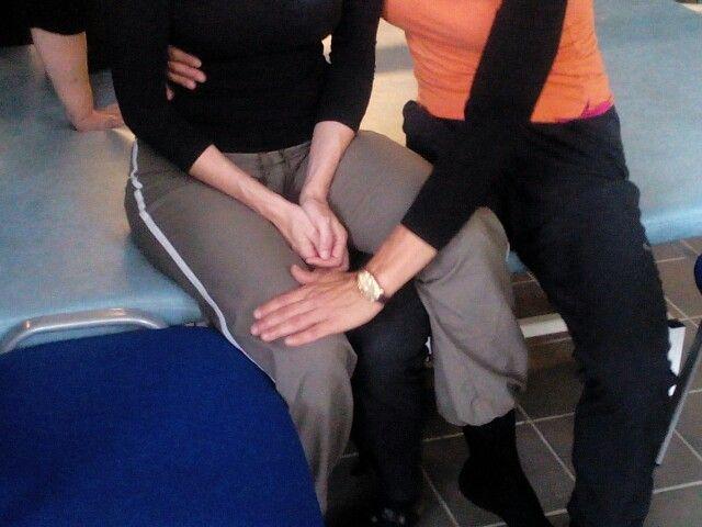 Turvallinen kosketus, siirtymistä kinestetiikan opein