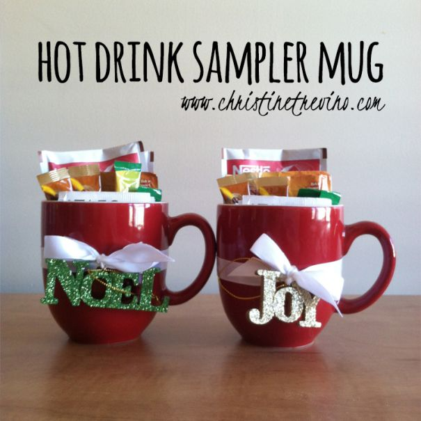 Einfache DIY Weihnachten (oder jederzeit) Geschenk für den Lehrer, Gastgeberin oder Nachbarn yo …   – Holiday Ideas