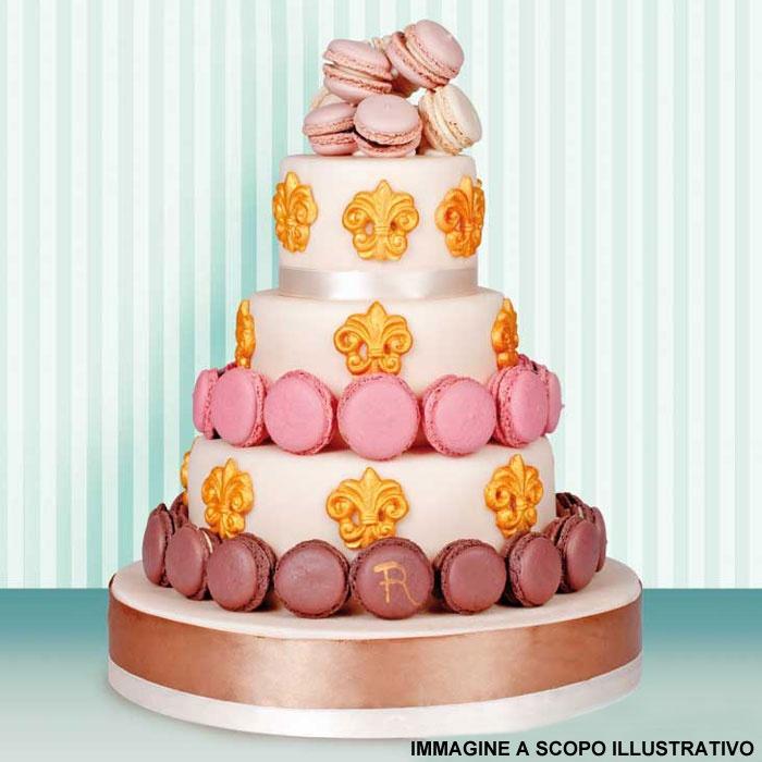 SILIKOMART - Set torta a tre piani | Torte a piani, Torte ...