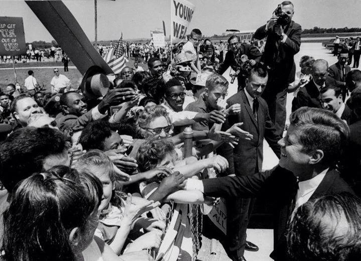 1963. 18 Mai. Jfk AirPort before Dudley Field, Vanderbilt University address