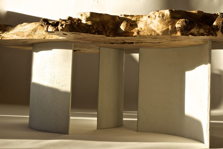 Live Edge Wood Coffee Table: Elevating Natural Materials to an Art-Wor | Autonomous Furniture