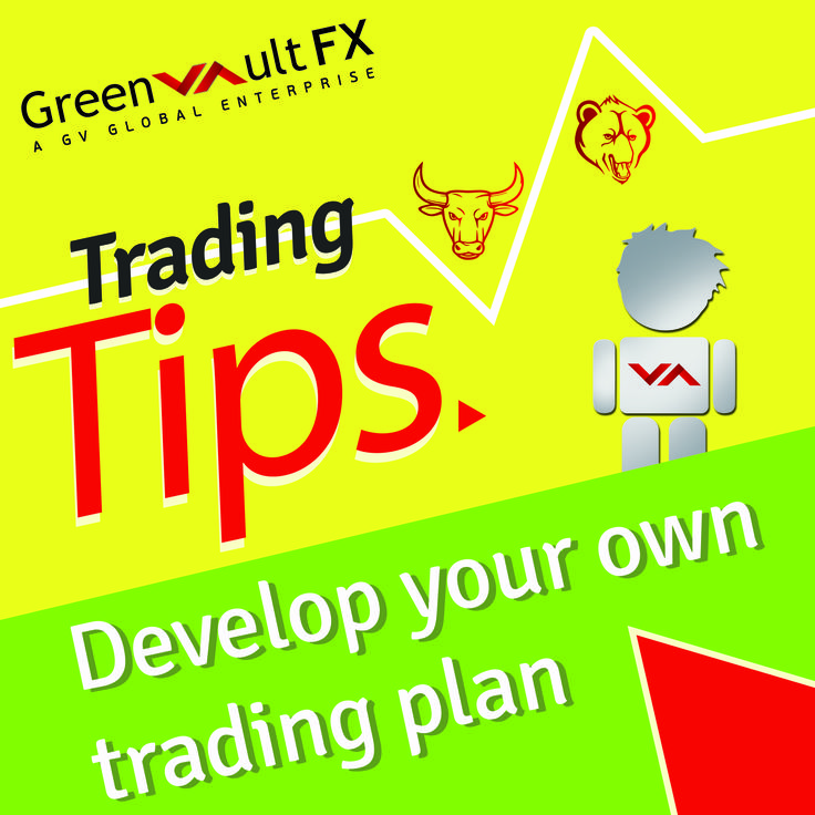 Be a unique #trader!! Don't follow someone else #trading strategies blindly. Because they may be doing well with that strategy, it doesn't mean that it will work for you.  Develop your own trading plan to limit trading mistakes and minimize your losses.