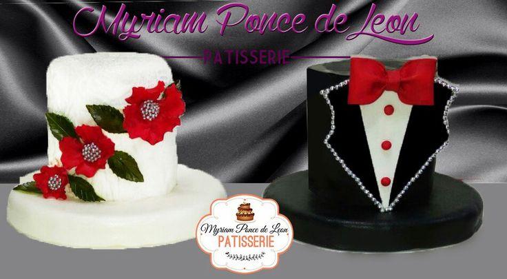 Aniversario de bodas cake