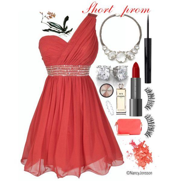 Short prom