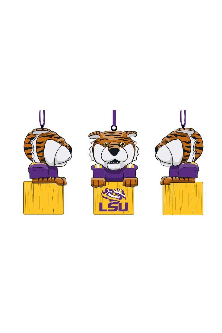 LSU Mascot Ornament