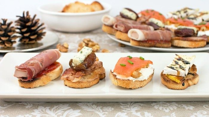 1001 Ideas For Scrumptious And Easy Horderves Crostini