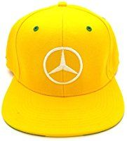 Mercedes AMG F1 Lewis Hamilton Brazil GP Flat Peak Cap Official 2015