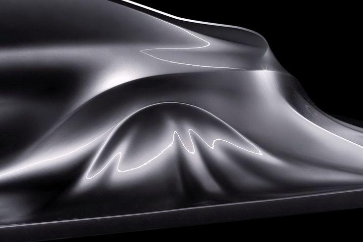 Mercedes-Benz Sculpture CLS http://media.daimler.com/