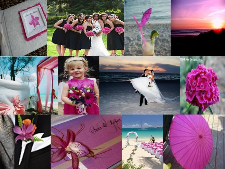 The Perfect Palette: Inspiration Board # 194: Destination Bliss: Mobiles Photobucket, Bridesmaid