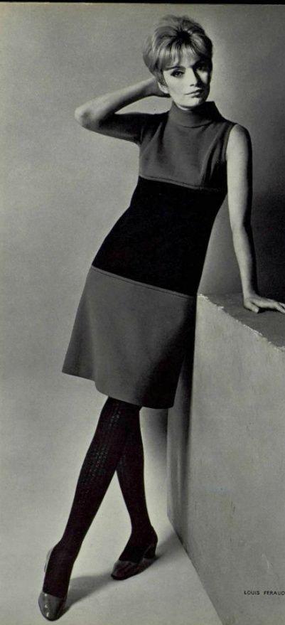 287 best louis feraud images on pinterest fashion vintage vintage fashion and 1960s fashion. Black Bedroom Furniture Sets. Home Design Ideas