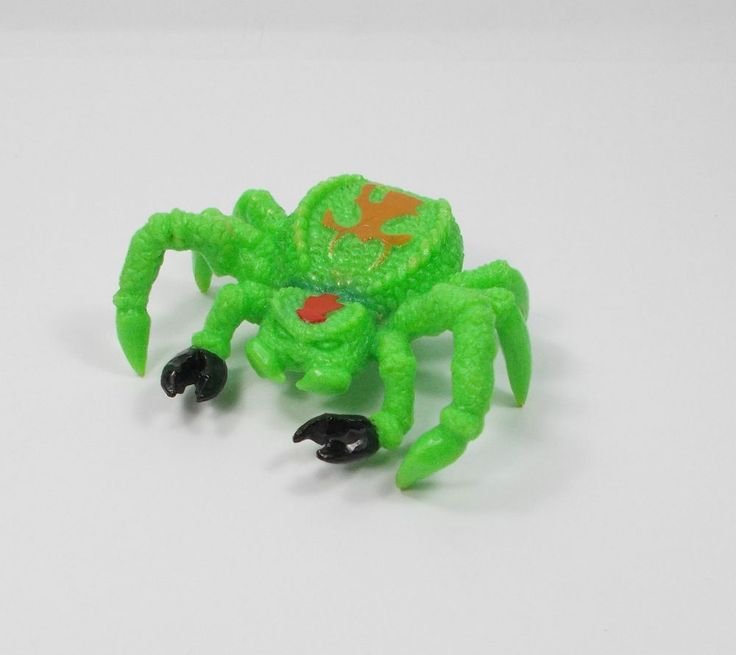 Monster in my Pocket - Series 5 - 126 Crab Spider - Super Creepies B