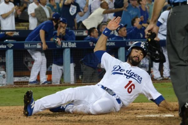 Spring training, a time associated with hopeful optimism, began with ominous familiarity for the Los Angeles Dodgers.
