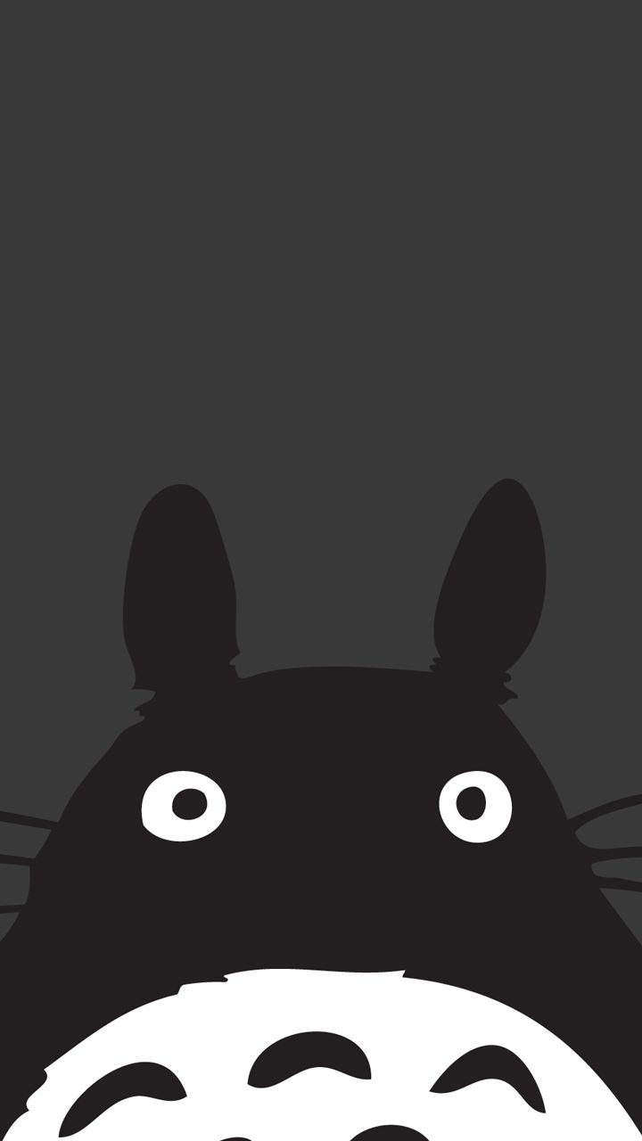 Vocaloid iphone wallpaper tumblr - Totoro Studio Gibhli Iphone Wallpapers Mobile9