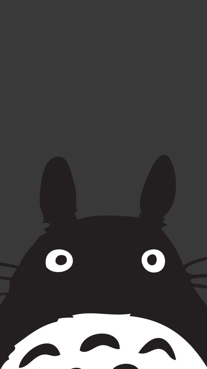 Totoro - Studio Gibhli iPhone wallpapers @mobile9