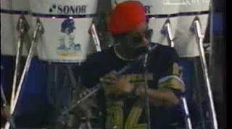 Yaroldi con Irakere -  Irakere Samba for Drums Jazz de Antibes 1