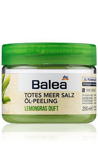Totes Meersalz Öl-Peeling dm Balea