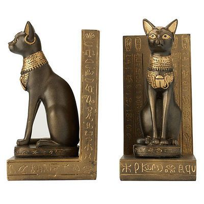 Egyptian Cat bookend
