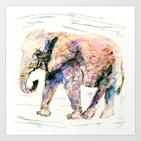 https://society6.com/product/elephant-queen-the-whole-truth122275_print?curator=bestreeartdesigns.  $47