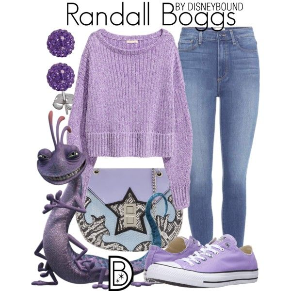Disney Bound - Randall Boggs                                                                                                                                                                                 More