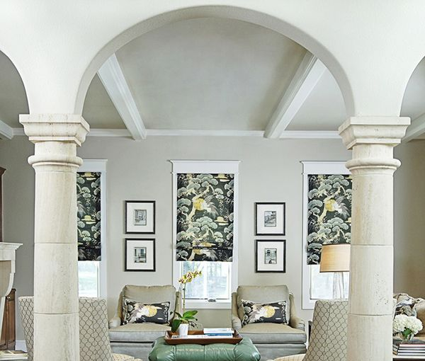 Indoor Columns | Indoor Arch Columns. Living Room DesignsLiving ... Part 94