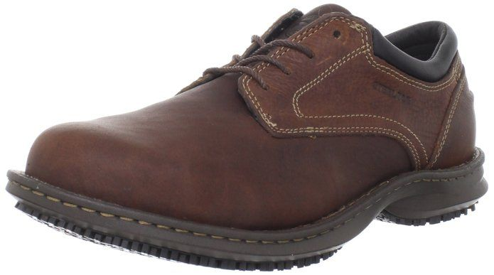 Timberland PRO Men's Gladstone ESD Shoe,Brown,10.5 M US