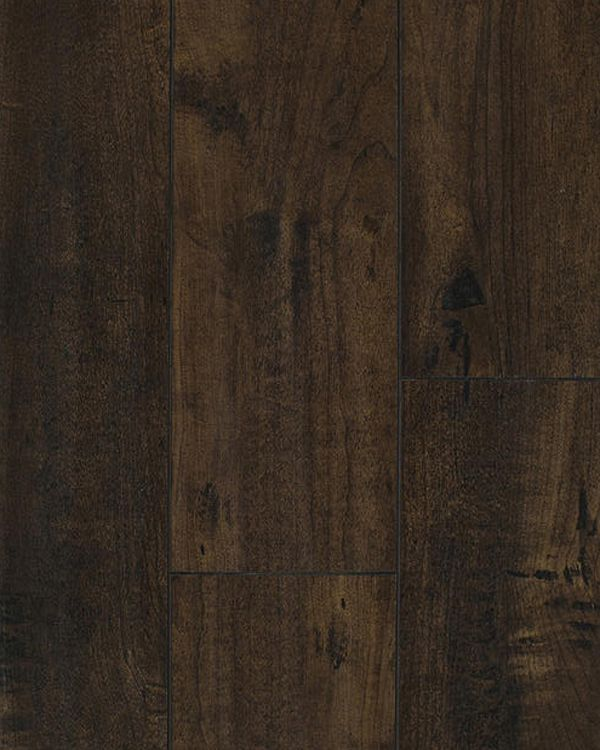 Bring the luminance of real wood into your home with Republic Floor Frontier Collection in design Smoked Almond REFR680. Dark and mysterious, these planks feature wide spacing and unprecedented attention to detail. You'll love this floor for a lifetime. http://www.simiflooring.com/republic-floor-laminate-item-4555&category_id=2