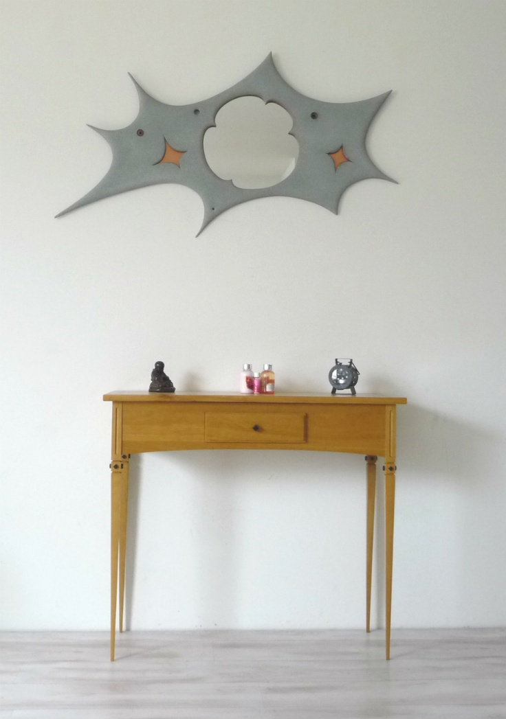 New Orby Updated - Sculptural Mirrors