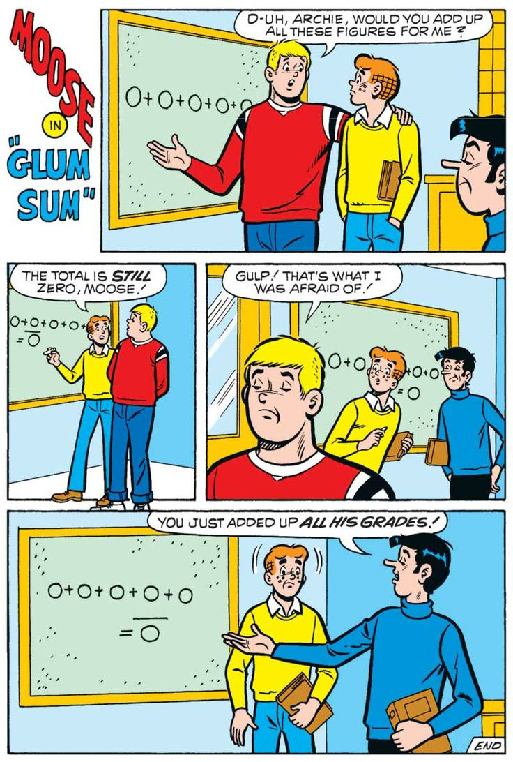 Archie comics archie comics sneak peek of the week major spoilers - There S Plenty Of Hilarious One Pagers In The New Archie S Funhouse Double Archie Comicssales Todaymooseveronicahilariouscartoons