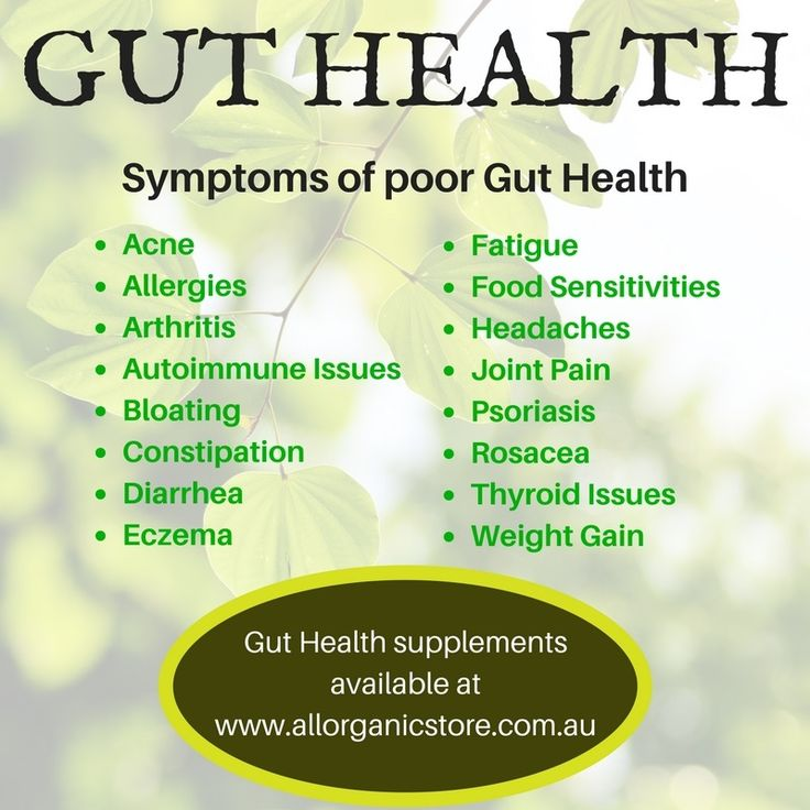 """Gut health is vitally important. Search All Organic Store for """"Gut Health"""" for a range of effective gut health supplements and books."""