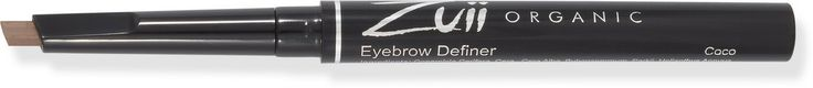 Would love to see if these are an organic dupe for the much applauded Anastasia Brow pencils... zuii organic