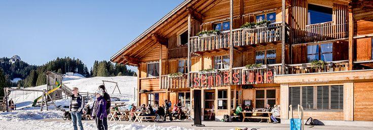 sennästube Alp Tannenboden - Restaurant am Flumserberg