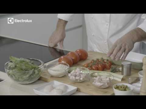 Le video ricette di Carlo Cracco - Puntata 2 - Orata al vapore con carciofi e stachys - YouTube