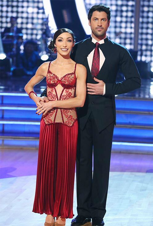 is max dating meryl from dancing with the stars Is 'dancing with the stars'' resident bad boy maksim chmerkovskiy officially dating his partner, olympic ice dancer meryl davis rumors have been swirling for some time now that the two dancers have hit it off and hollywoodlifecom has the exclusive details about their undeniable chemistry.