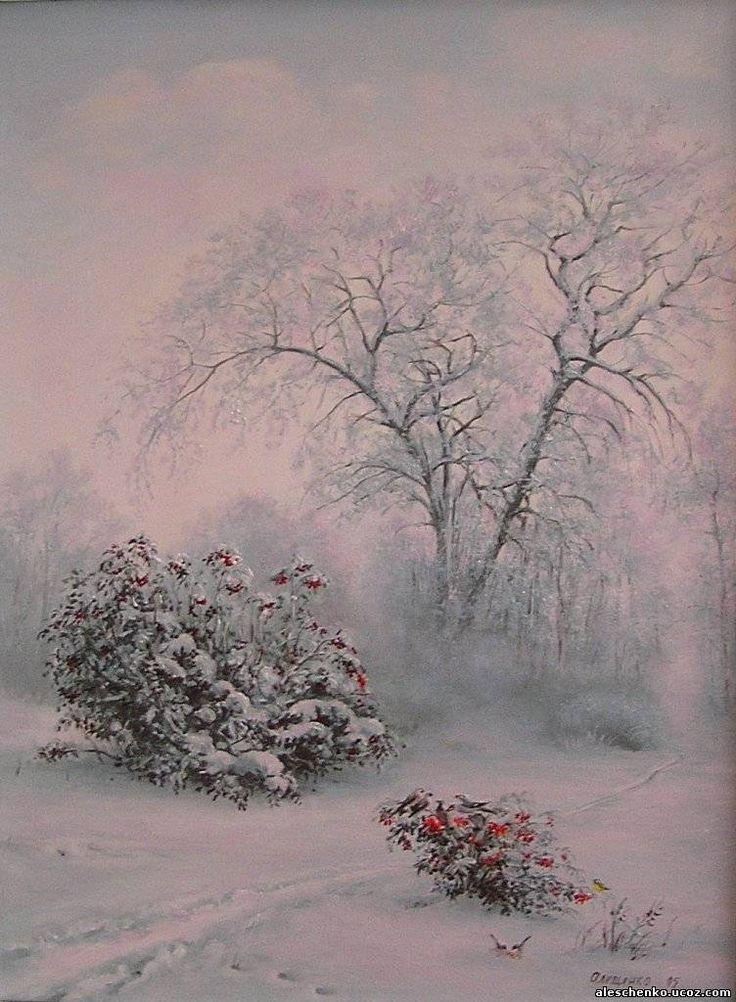 Artista ucraino Valery Aleshchenko.