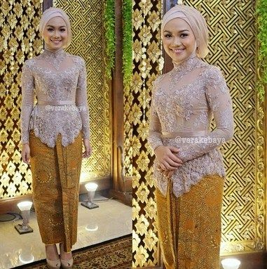 http://www.hijabiworld.com/dress-kebaya-muslim-simple/  #muslimkebaya