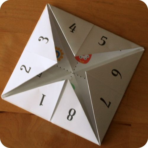 20 best ideas about paper fortune teller on pinterest fortune teller near me paper folding. Black Bedroom Furniture Sets. Home Design Ideas