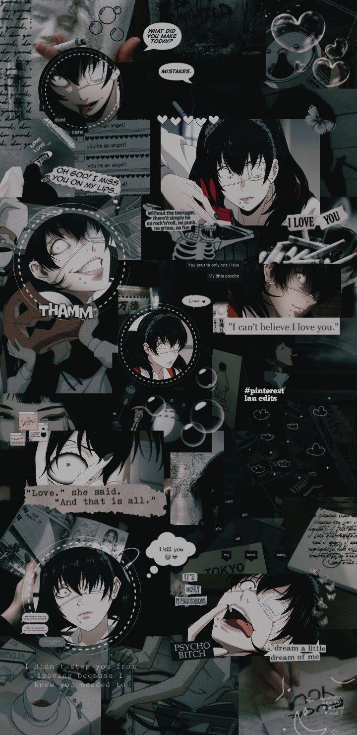 Kakegurui Midari Wallpaper : kakegurui, midari, wallpaper, Kakegurui, Midari, Wallpaper, Aesthetic, Anime, Wallpapers