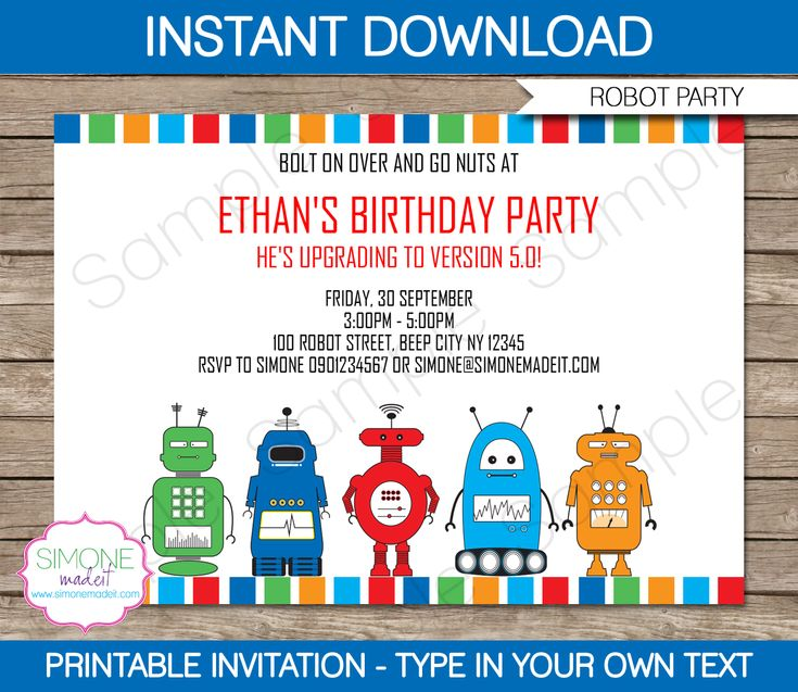 Best 25 Party invitation templates ideas on Pinterest Free e