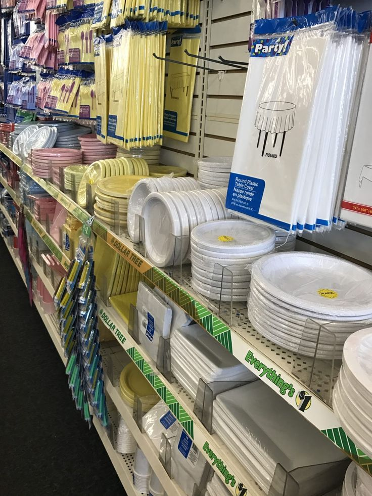 Are You A Bride On A Budget? Join The Club! The Dollar Tree Wedding