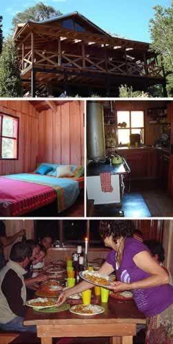 Refugio Cochamó / Chile