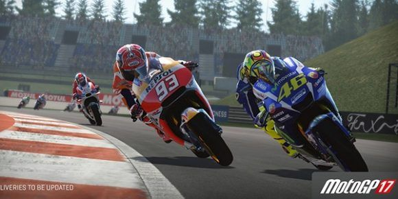 2017 MotoGP game is ready. The release is scheduled for June 15 on PC, PlayStation 4 and Xbox One. We will see a lot of news