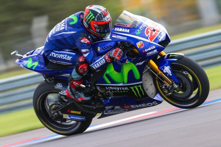 【MotoGP】 アルゼンチンGP フリー走行2回目:ビニャーレスがトップ  [F1 / Formula 1]