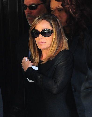 Sitting Shiva: Melissa Rivers, Kris Jenner & More Say Final Farewell to Comedy Legend Joan Rivers