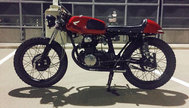 20 Best Bike Cb175 Images On Cafe Racers Custom
