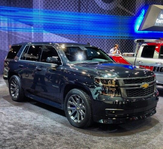 New Chevy Tahoe Cars Trucks Pinterest Cars 2015 Chevy Tahoe